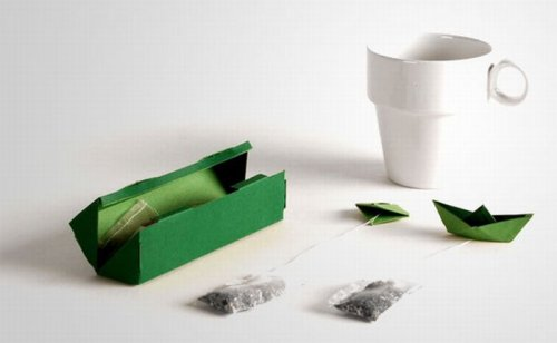 Креативная упаковка продукта