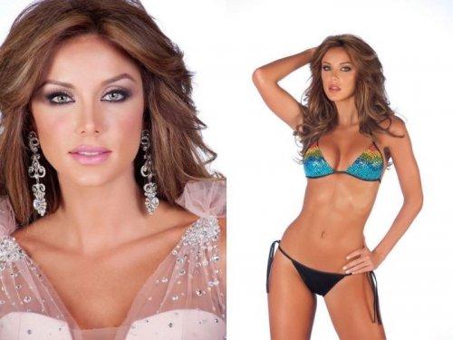 """Участницы конкурса """"Мисс Вселенная 2011"""""""