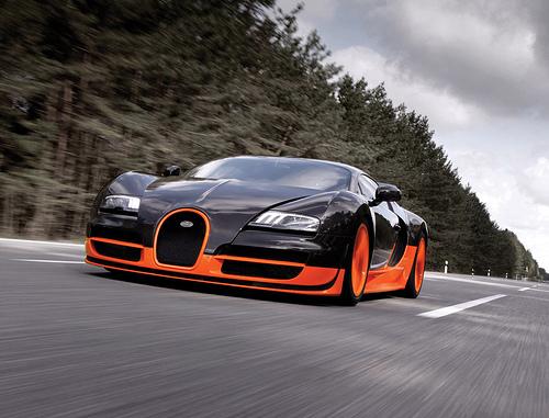 Самые быстрые автомобили