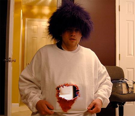 Прикольные костюмы к Хэллоуину