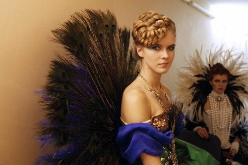 Шоу стилистов - Alternative Hair Show 2011