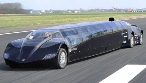Супербус для арабского шейха