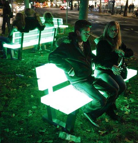 Фестиваль огней в Берлине