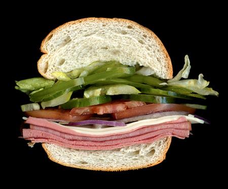 Книга сэндвичей