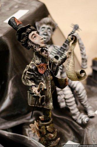 Выставка «Искусство Куклы»