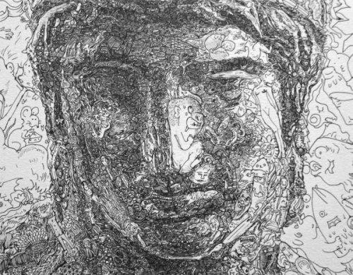 Римские статуи от Сагаки Кеита