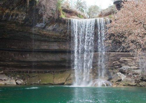 Необычное озеро - Гамильтон Пул