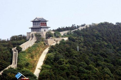 Деревня реплик в сердце Китая