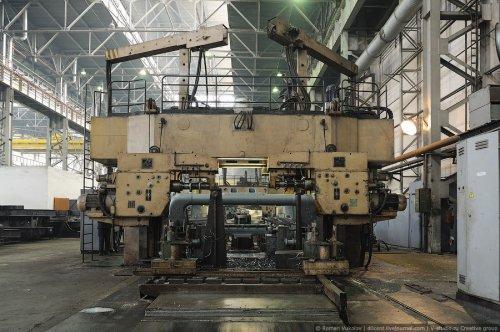 Как строят локомотивы