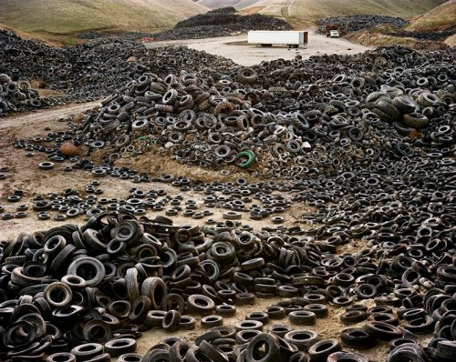Индустриальные пейзажи от Эдварда Бартински