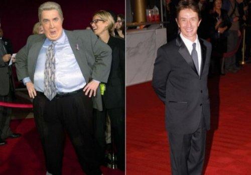 Знаменитости-толстяки