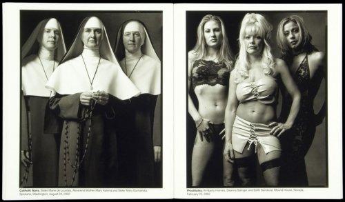 Скандальные фотографии от фотографа Mark Laita
