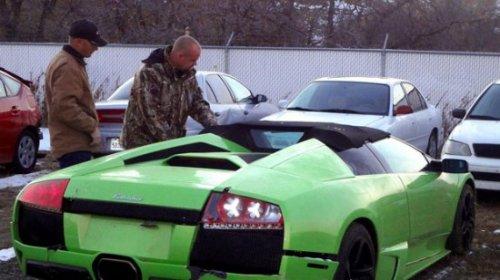 Выиграть Lamborghini и разбить его в тот же день