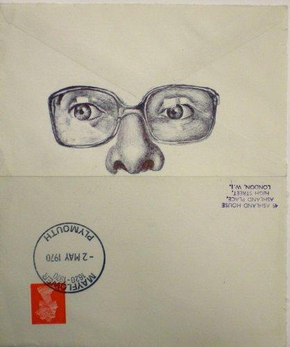 Рисунки на конвертах Mark Powell