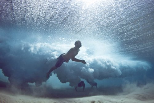 """The Underwater Project"" Марка Типля"