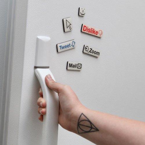 Прикольные магниты для кухни