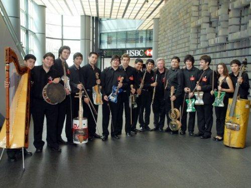 Оркестр со свалки