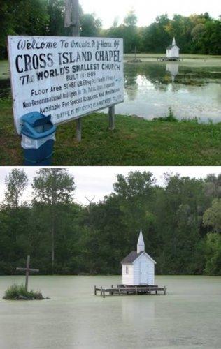 Оригинальные церкви