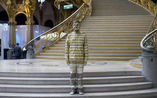 Ли Вей - человек-невидимка