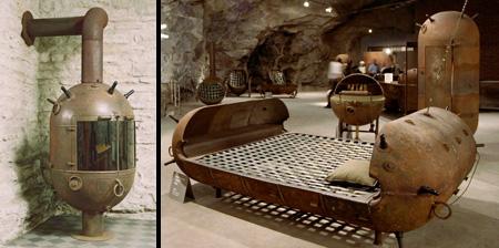 Мебель из мин