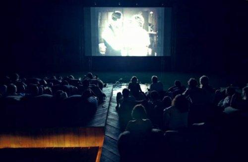 Плавающий кинотеатр