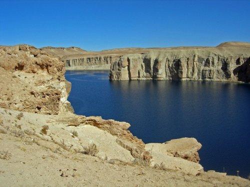 Синие озера Банд-е Амира