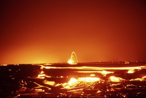 Гавайский национальный парк вулканов