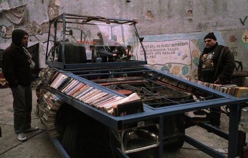 Автомобиль-библиотека