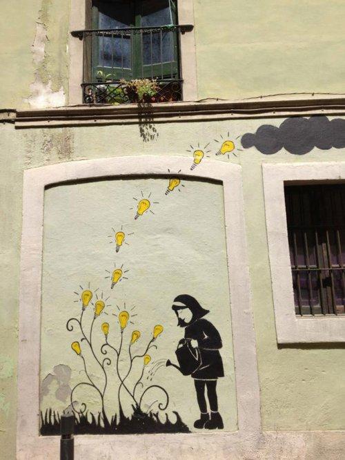Красивый стрит-арт (34 фото)