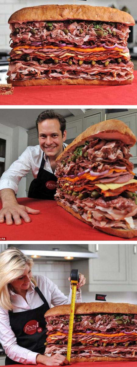 12 самых высококалорийных блюд в мире