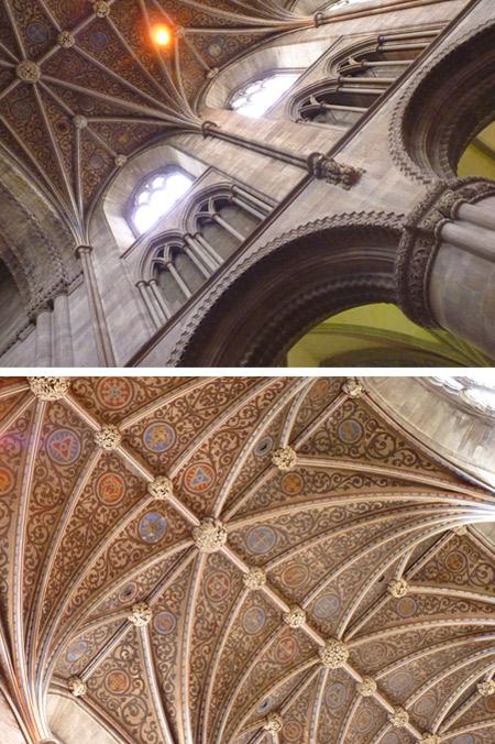10 самых потрясающих сводчатых потолков