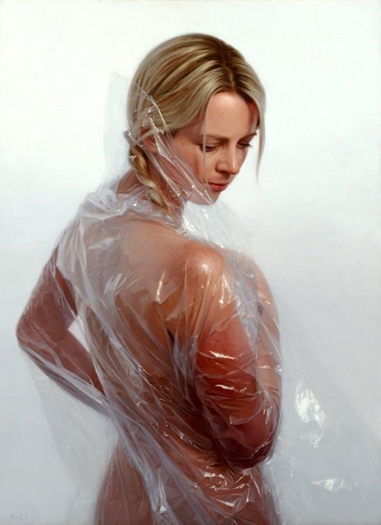 Гипер-реалистичные картины Робина Эйли (Robin Eley)