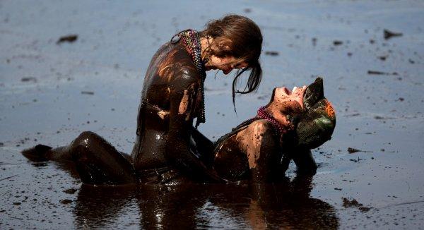 Okeechobee Mudfest – фестиваль грязнуль