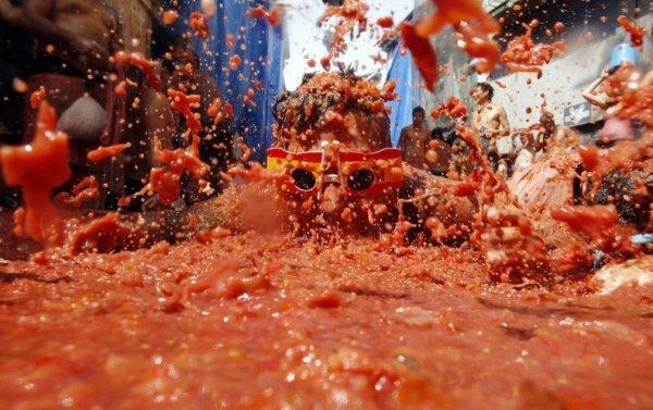 Самые сумаcшедшие фестивали, празднуемые в августе