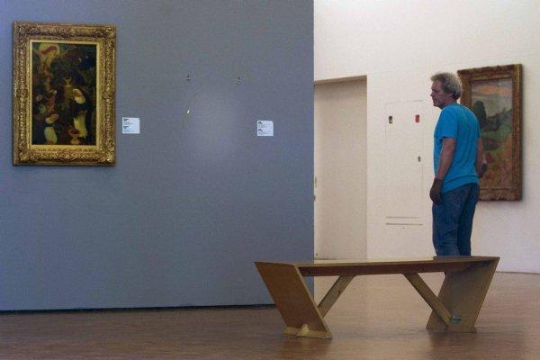 Ограбление, одно из крупнейших за последние годы, совершено в музее Роттердама