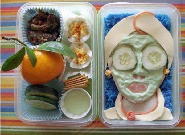 Бэнто-боксы: искусство дизайна еды по-японски