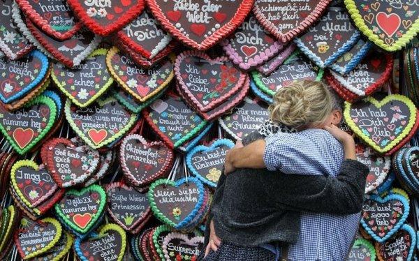 Фотографии с фестиваля Октоберфест-2012, прошедшего в Мюнхене