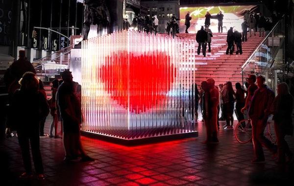 10 Восхитительных уличных инсталляций, которые не могут не вдохновлять
