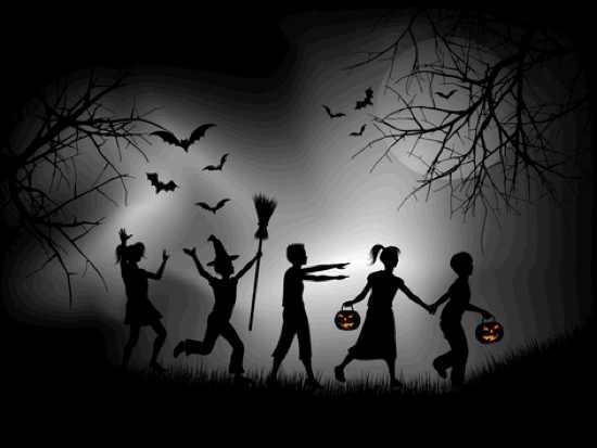 История появления традиции есть конфеты на Хэллоуин