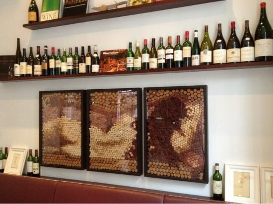 Картины из винных пробок от Конрада Энгельхардта