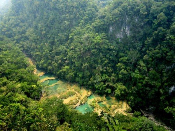 Самые красивые каскадные водопады мира