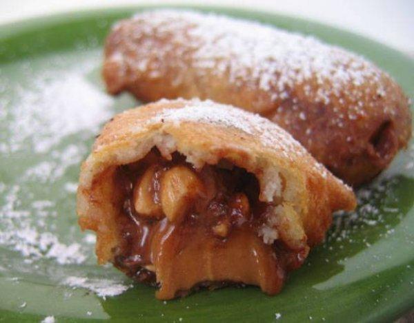 Удивительные десерты, которые подают в ресторанах разных стран
