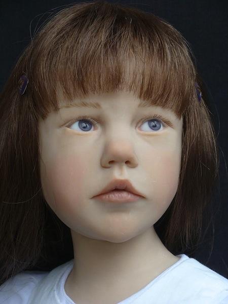 Удивительные гиперреалистичные куклы-дети