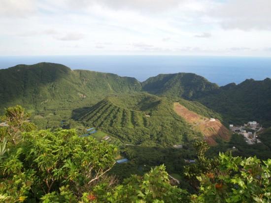 Остров Аогашима, или Жизнь в кратере вулкана