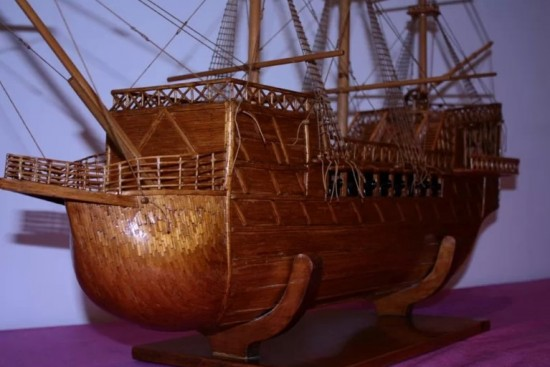 Спичечный флот Бернардо Кассасола