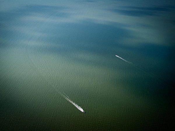 Прекрасные аэрофотоснимки Кэмерона Дэвидсона