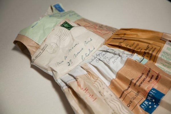 Невероятные предметы из бумаги от Дж. Колльера