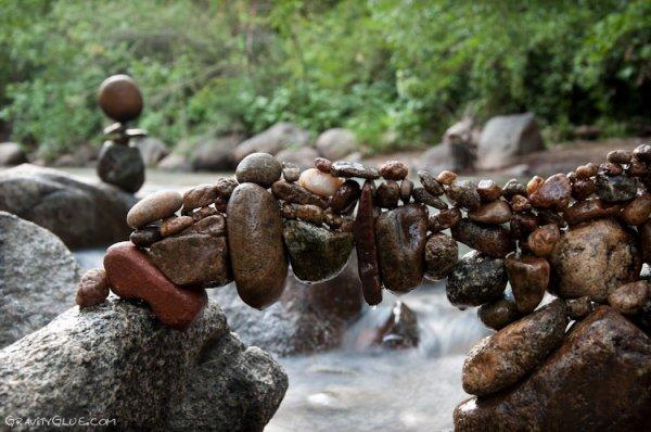 Невероятные сбалансированные камни от Майкла Грэба