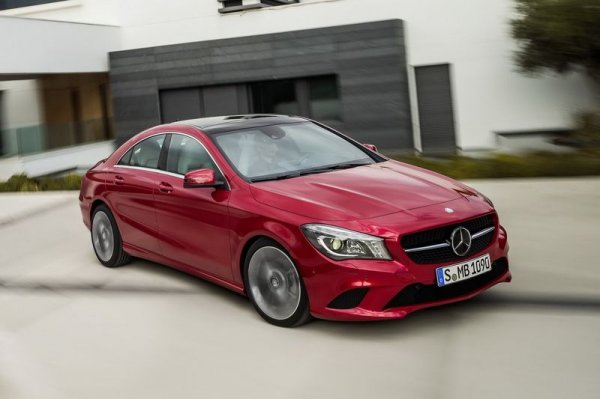 Mercedes-Benz CLA – новинка автосалона Detroit Auto Show 2013 (27 фото)