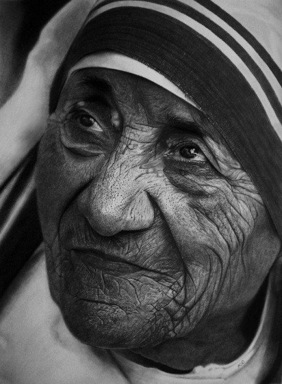 Умопомрачительные фотореалистичные рисунки от Кельвина Окафора